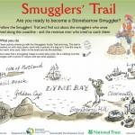 Stonebarrow Smugglers Trail curves